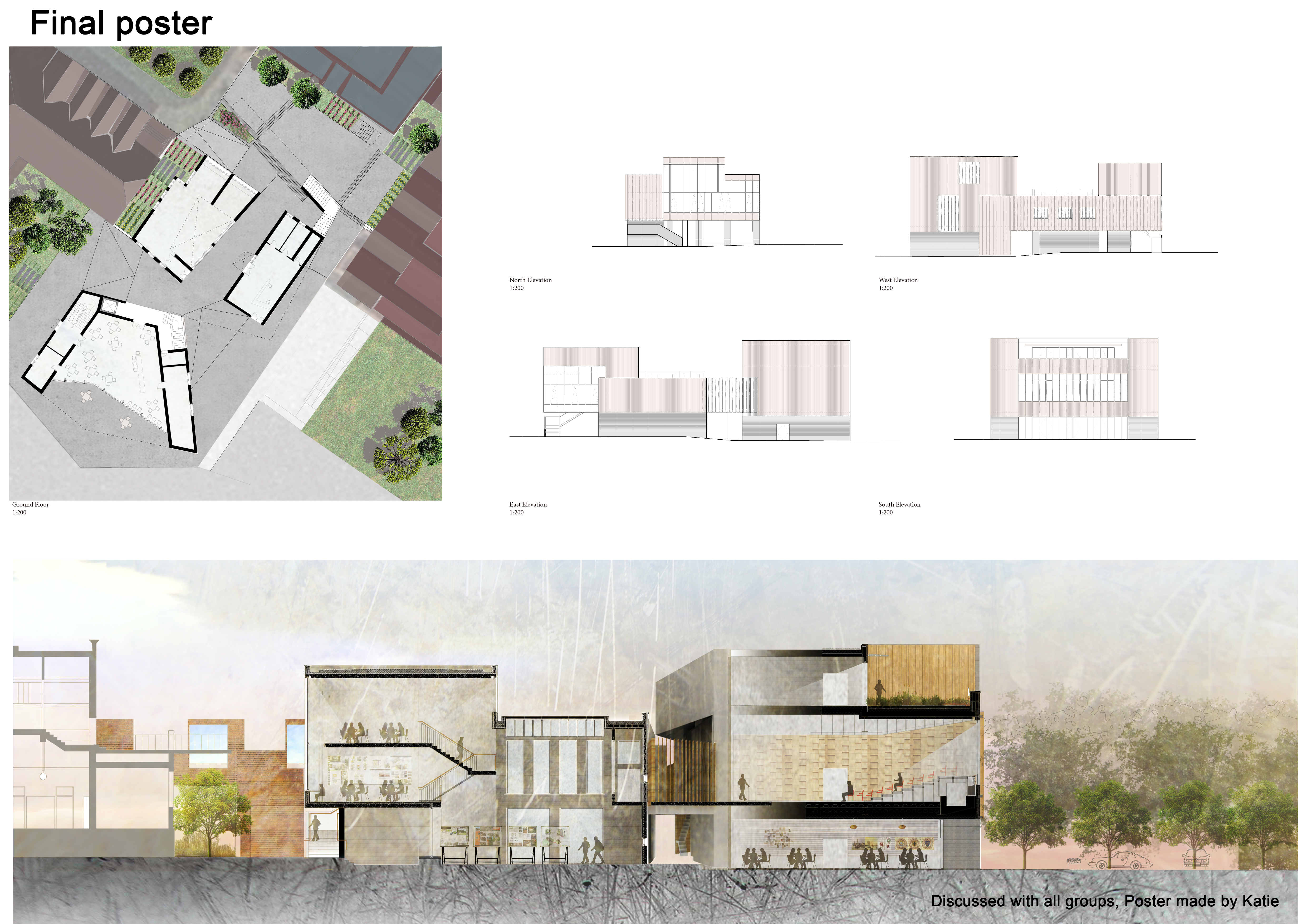 Jiajing Yang : Design an architecture facility in UCD Richview ...
