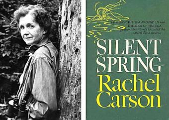 silent spring a fable for tomorrow